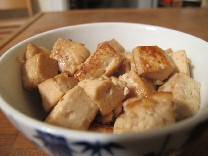 Kitchen Adventures: Tasty Tofu