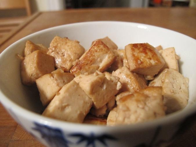 Kitchen Adventures: Tasty Tofu