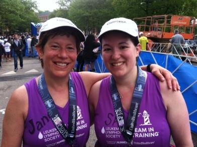 Half marathon May 2013